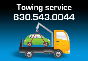 24 Hour Tow Service
